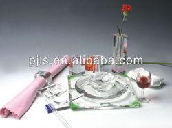 crystal hotel tableware for sale restaurant