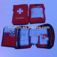 Road Trip First Aid Kit