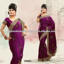 Bandhani printed silk sarees New Trend Bandhani Sarees