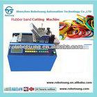 Rubber cutting machine, rubber band cutting machine(CE)