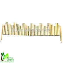 Kiln dry bamboo Fence/Garden fences/ Outdoor bamboo edging