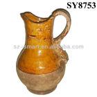 water pot design antique home flower pot