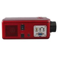 game usb mini projector with VGA, S-Video, AV, USB, SD card