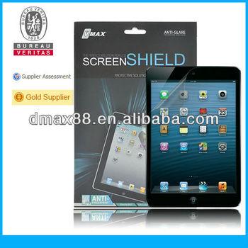 For mini ipad screen protector oem/odm (Anti-Fingerprint)