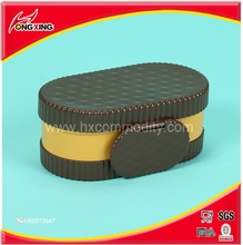 Microwave plastic chocolate biscuit office lunch box