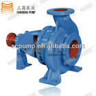 IS end suction small low volume water centrifugal pumps