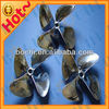 High Quality Stainless Steel Ship Propeller for Outboard Engine