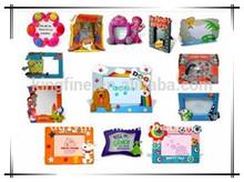 Epoxy photo frame;Printed fridge magnetic photo frame;Digital photo frame