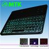 New arrival ipad keyboard OEM backlit bluetooth laser keyboard