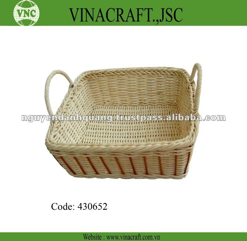 Basket Making Natural Materials : Crafts made of rattan