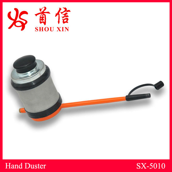 Small Size Plastic & Metal Insecticidal Duster with long pointed tube for Bed bug SX-5010