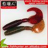 fishing lure wholesale/fishing gear/60mm 2.4g