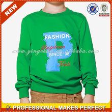 Fashion long sleeve children t-shirt (YCT-A0049)