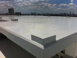 Highly flexible elongation polyurethane waterproof coating