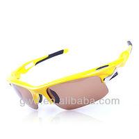UV400 mens sports eyewear with PC lense PC frame