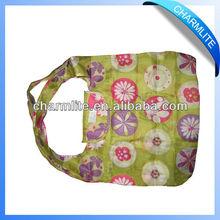 Full Printing Foldable Nylon Vest Shopping Bag