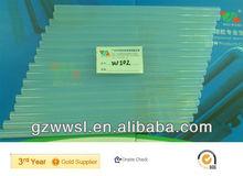 W102 translucent flexible plastic silicon stick glue