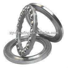 steel/brass cage thrust ball bearings 51415