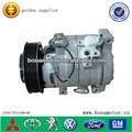 447170-8140 compresor de aire para toyota camry 135mm pv7 12v