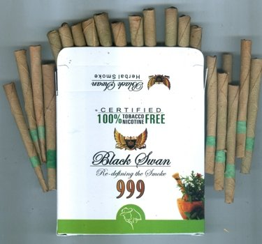 Herbal Bidi Black Swan-999
