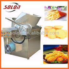 High efficient fryer machine french fries/potato frying machine