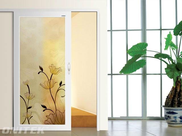Puertas Para Baño Aluminio:de la puerta, puerta de aluminio colgante, moderna colgando de