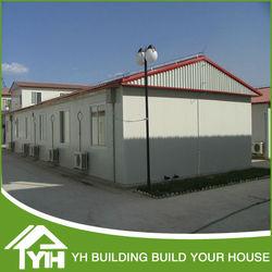 Pre built houses prefab kit homes&well designed pre made house