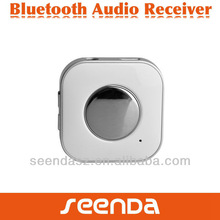 3.5mm jack Portable Bluetooth Audio receiver with microphone
