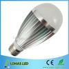 High quality low price E27/E14/B22 COB 7w led bulb light with good service