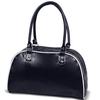 2014 fashionable pu leather tote bag