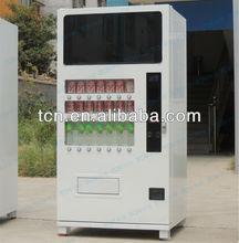 Depósito/contenedores/r134a refrigerante/photo booth de software de la máquina expendedora