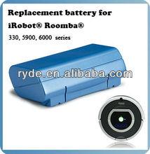 sostituzione aspirapolvere batteria per roomba aps 4905 serie 400