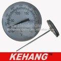 bimetal a largo sonda termómetro de carne