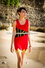 new design fashion beach dress,Bali Glamorous Fancy Sexy Newest Style Mini Dress Jungle Inspiration