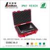 Plastic waterproof dampproof equipment carrying case