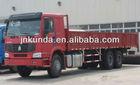 Sinotruk Howo 6X4 cargo truck box body