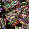 CAVICO quality half price 40D printed elastic swimwear fabric for sale