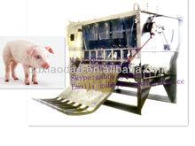 Pig Dehairing Machine /pig slaughter machine /pig cleaning machine