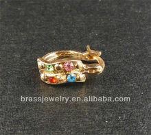 earrings zircon hot sell