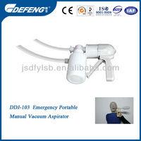 DDJ-103 Emergency Portable Manual Vacuum Aspirator