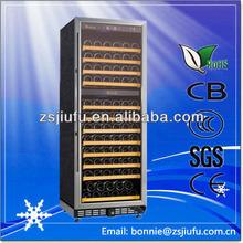 Deaor wine cooler Dual zones Zanussi compressor wine cabinets