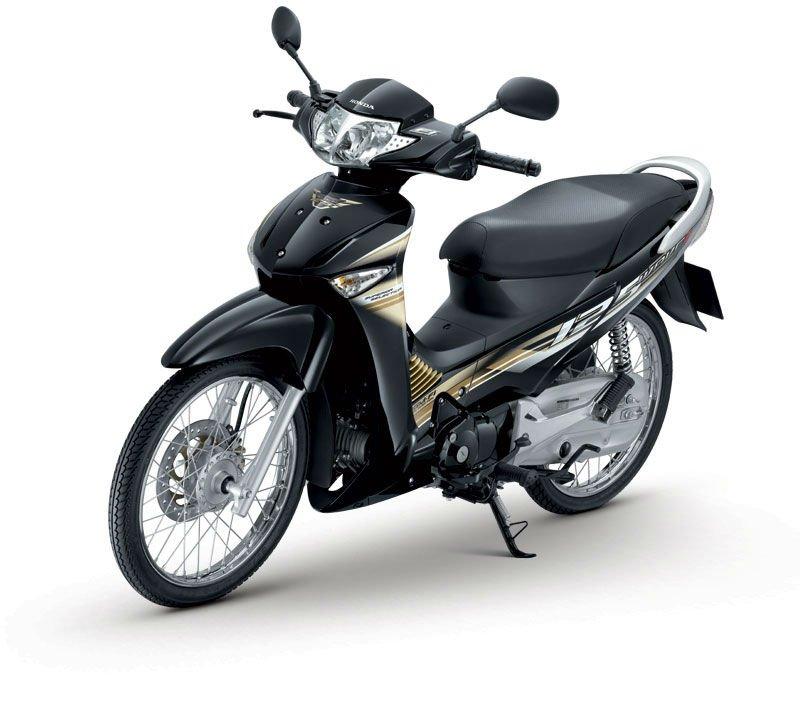 Wave 125i Pedal Motorbike 125cc Motorcycle