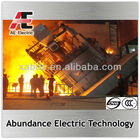 Steel production line used electric arc furnace