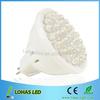 Price at alibaba Hot selling 38pcs mr16 led bulb light housing smd 1.5w 30/120 degree 50x50mm plastic light