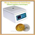 24 pièces de sang capillaire à grande vitesse machine centrifugeuse sérologiques tg12-w centrifugeuse hématocrite micro, hématocrite