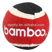3 pcs opp bag packing tennis ball