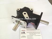 customized worm gearbox,steel worm gear box