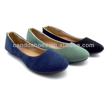 made in china casual shoes women dress flat shoes