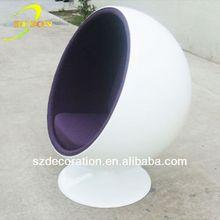RS-FB147 Fiberglass Egg chair sofa furniture price list
