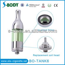 2013 best selling e-cigarette pro tank atomizer pro tank 2 with replaceable coil on sale only $2.8/set from Sbody